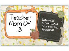 Teacher Mom of 3