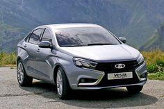 Ruslardan en ucuz otomobil Lada Vesta geliyor - http://www.webaraba.com/ruslardan-en-ucuz-otomobil-lada-vesta-geliyor/