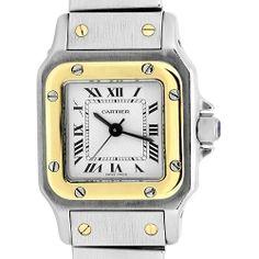 Ladies Cartier Automatic Wrist Watch