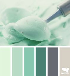 scooped hues color palette from Design Seeds Colour Pallette, Color Palate, Colour Schemes, Color Combos, Green Palette, Design Seeds, Colour Board, Color Stories, Color Swatches