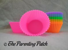 Little Gems by Sunsella Silicone Baking Cups Review | Parenting Patch