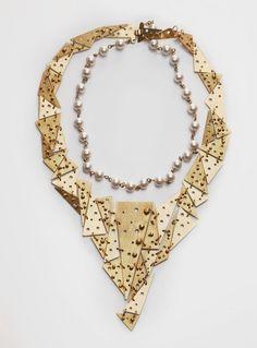 Paula Mendoza- gorgeous necklace