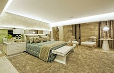 dormitorio amplio bonito ideas modernas casa bonitas