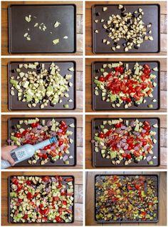 Ratatouille au four Ratatouille Au Four, Legume Bio, Recipes, Food, Sauces, Savoury Dishes, Recipies, Essen, Meals