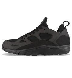89fe735800ac Nike Air Trainer Huarache Black Out Black   Black   Black - Nike