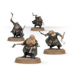 Dwarf Rangers GW