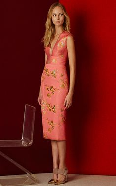 Lela Rose Pre-Fall 2016 - Preorder Now on Moda Operandi