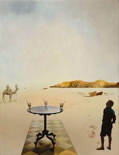Salvador Dali, Table solaire
