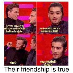 As funny as this is, he never said that.. Well not in this interview.. This interview was from Graham Norton and it came on TV last night in Australia and I watched it and he never said this...