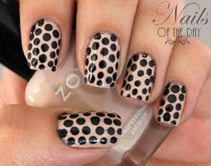 Nail Art / Via Zoya nail polish
