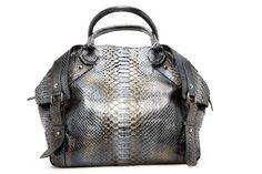 Forbidden Dunes Python Handbag | Kathryn Allen