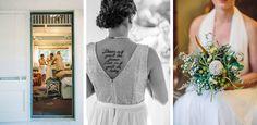 Handmade Rustic Little Farm Wedding by Kristi Agier {Deidre & Leon} Got Married, Getting Married, Get Fresh, And So The Adventure Begins, Farm Wedding, Wedding Venues, Rustic, Wedding Dresses, Handmade