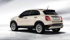 Fiat brengt 500X in speciale Opening Edition uitvoering
