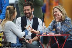 Renee Zellweger is bump-free on Bridget Jones set with James ...