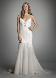 Bridal Gowns and Wedding Dresses by JLM Couture - Style 9710