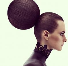 #hair #avantgarde #hairstyle #ideas #creative