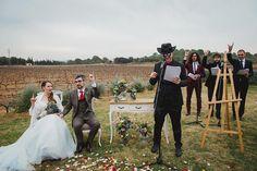 Let's Rock!!  Con ésta boda a ritmo de Roc'n'Roll cerrábamos la temporada hace una semana! . . . . . . #radlovestories #folkwedding #bohowedding #boho #bohobride #bodaboho #folk #weddingphotographer #fotografobodas #elopement #elopementgirona #naturalwedding #slowwedding #DIRTYBOOTSANDMESSYHAIR #belovedstories #destinationwedding #indiewedding #intimatewedding #naturalwedding #bodaalairelibre #weddingsart #boholovers #weddingfilm #fotografobodasbarcelona #fotografobodasgirona #closlaplanta…