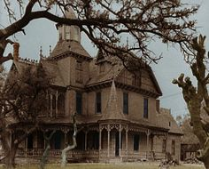 About GOTHIC HOMES On Pinterest Gothic Gothic Home And Mansions