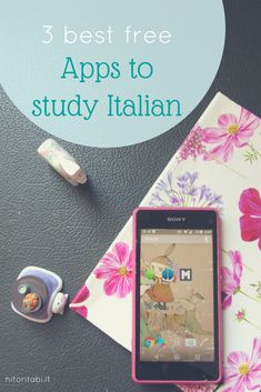 3 best free apps to study Italian: Duolingo, Memrise and Clozemaster. Learn Italian for free and find out why apps are awesome for introverts.