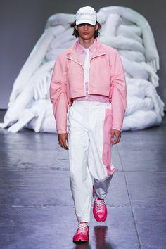 Feng Chen Wang Spring 2019 Menswear Collection - Vogue