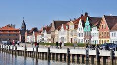 Glückstadt - Elbe Fähre