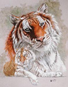 ●‿✿⁀ Tigers ‿✿⁀●  ~~Barb Barcik Keith