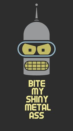 Bender - Futurama by Trance722