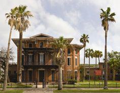 Visitor's Center - 2328 Broadway  Galveston, TX 77550  Toll-Free: (888)425-4753