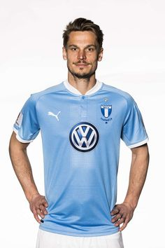 Puma Malmö 2017 Home Kit Released - Footy Headlines Football Uniforms, Football Soccer, Football Shirts, Champion, Polo Ralph Lauren, Kit, Mens Tops, Sweden, Fashion