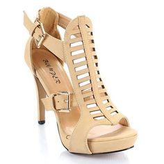 Fashion Passion: Funky SHOES - nietuzinkowe buty.