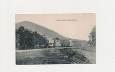 vintage postcard real photo RPPC Leithen Road, Innerleithen, Scotland, 1929 by mudintheUSA on Etsy