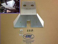 EMP's Can-Am Commander Front Skid Plate