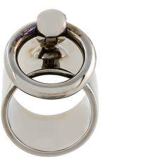 Mawi Hermatite ring - Metallic ewnn8jYp