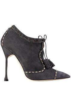 29dbe8b8d Manolo Blahnik - Shoes - 2012 Fall-Winter