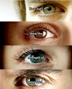 "#TVD The Vampire Diaries  Damon,Elena,Caroline & Stefan  ""Your eyes show the strength of your soul."""