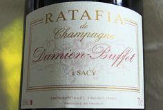 Ratafia champenois Damien-Buffet | Champagne 1er cru Damien Buffet et chambre d'hôtes à Sacy près de Reims