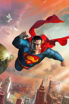 Superman by Ryan Barger