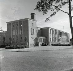 huishoudschool  frederik ruyschstraat 1956 Historisch Centrum Leeuwarden - Beeldbank Leeuwarden