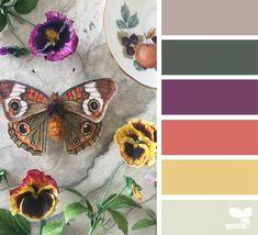 today's inspiration image for { nature tones } is by . thank you, Julia, for another wonderful image share! Design Seeds, Colour Schemes, Color Combos, Palettes Color, Flora Design, Color Balance, Color Studies, Deco Design, Nature Images