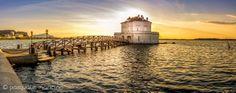 La Casina Vanvitelliana del Fusaro (Bacoli) Napoli Italia