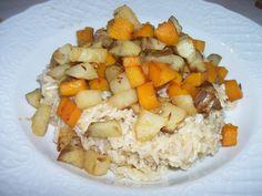 Basmati zucca-topinambur – Ricette Vegan – Vegane – Cruelty Free