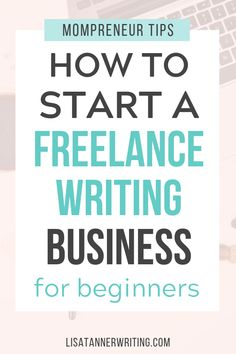 Are you broke? A freelance writing career could be the solution! With practically no start-up fees, you can bootstrap your business. Start A Business From Home, Work From Home Jobs, Starting A Business, Online Business, Job Freelance, Freelance Writing Jobs, Ways To Earn Money, Earn Money Online, How To Make Money