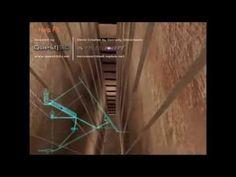 Visita Virtual a La Gran Pirámide de Keops (Gizah) - YouTube