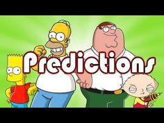 Top 10 Family Guy & Simpsons Future Illuminati Predictions: NSA, Fema Ca...