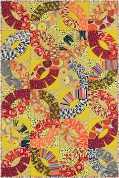 Matrimony quilt pattern by Pam Goecke-Dinndorf from Aardvark Quilts.
