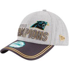 Women s New Era Blue Carolina Panthers Major Chic Adjustable Hat. See More. New  Era Men s NFC Champions Carolina Panthers Locker Room 9Forty Adjustable Hat  ... 7d9792e05b72
