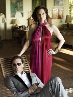 Jon Hamm & Elisabeth Moss - L.A. Confidential - Photoshoot - Don and Peggy Photo (16216016) - Fanpop