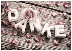 Danke = Danke (dafür, dass du mir gefolgt bist) - New Ideas Thank You Images, Thank You Quotes, Wish Quotes, Happy Quotes, Easter Quotes, Easter Sayings, Afrikaanse Quotes, Thanks Card, Sweet Pic