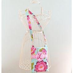 Chloe Crossbody & Tablet Bag In the Hoop Machine Embroidery Design