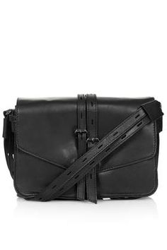 Premium Leather Crossbody Bag - Bags & Wallets - Bags & Accessories